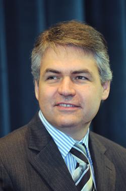 Il Governatore della Misericordia Renato Lemmi