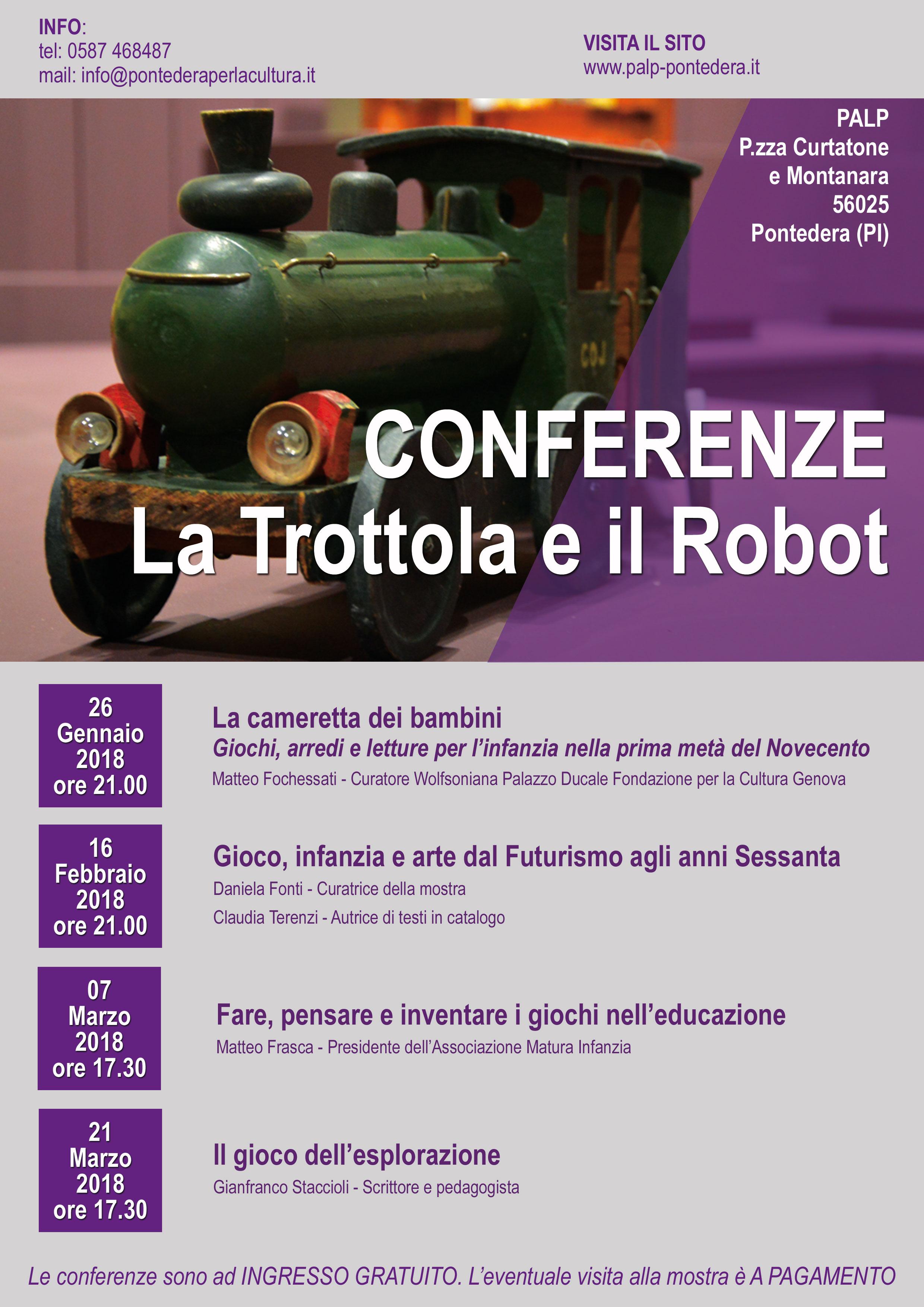La Trottola e il Robot Archives Comune di Pontedera