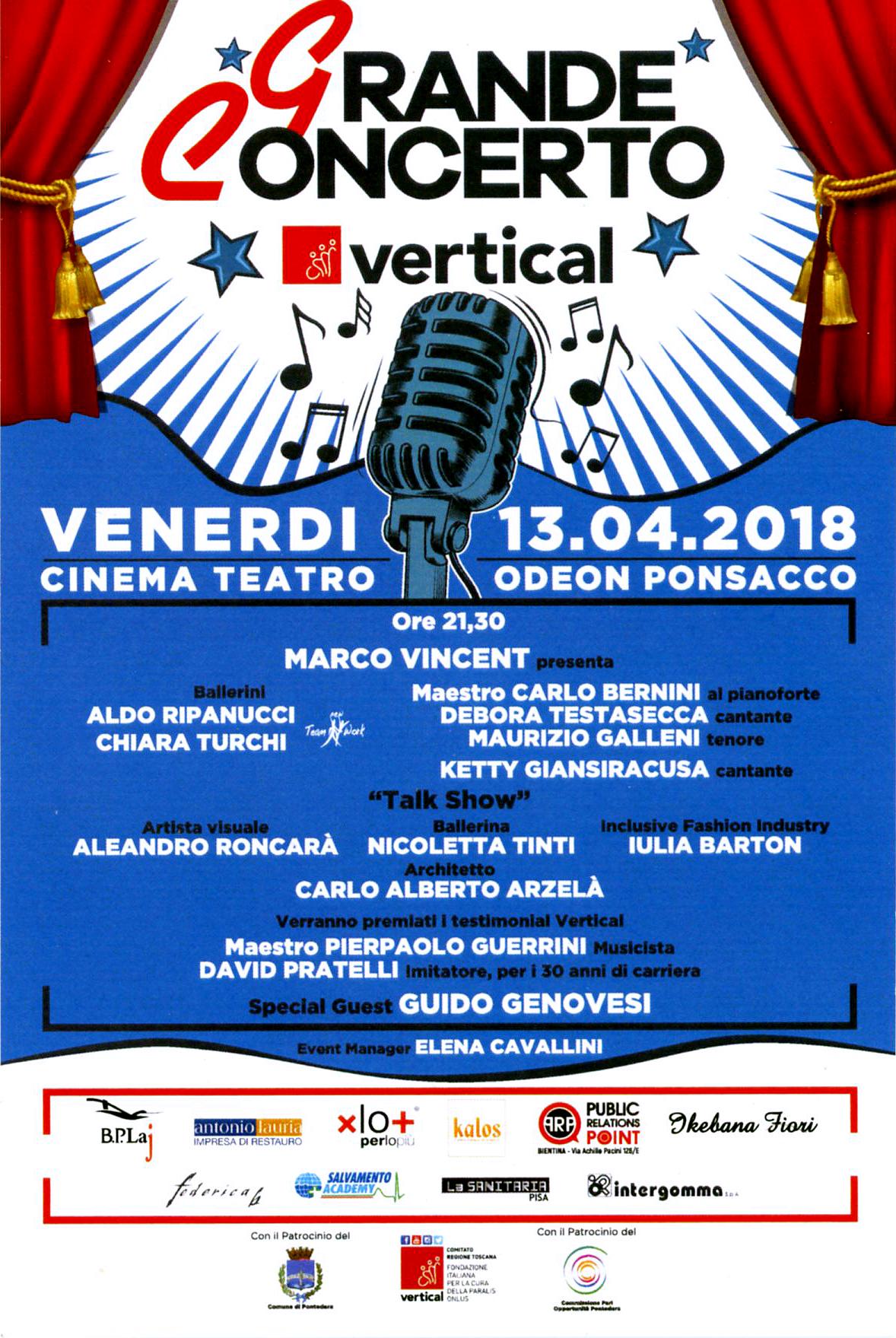 Grande Concerto Vertical